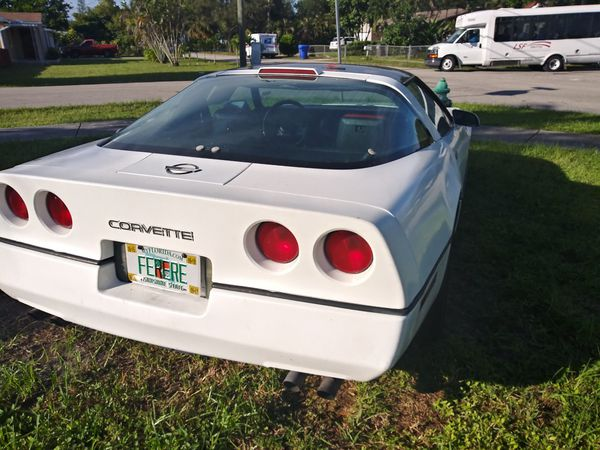 1986 Chevy Corvette Motor 350 55 Millas For Sale In West