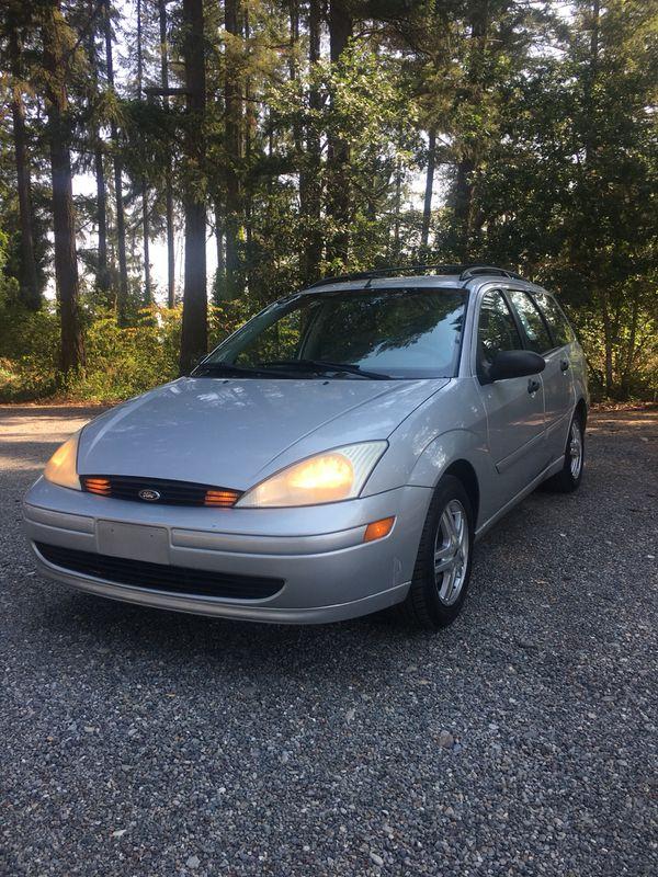 2001 ford focus se interior