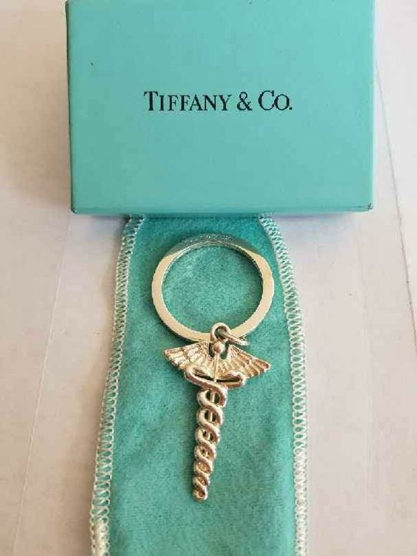 95c749b0b Tiffany & Co Caduceus Keychain for Sale in Puyallup, WA - OfferUp