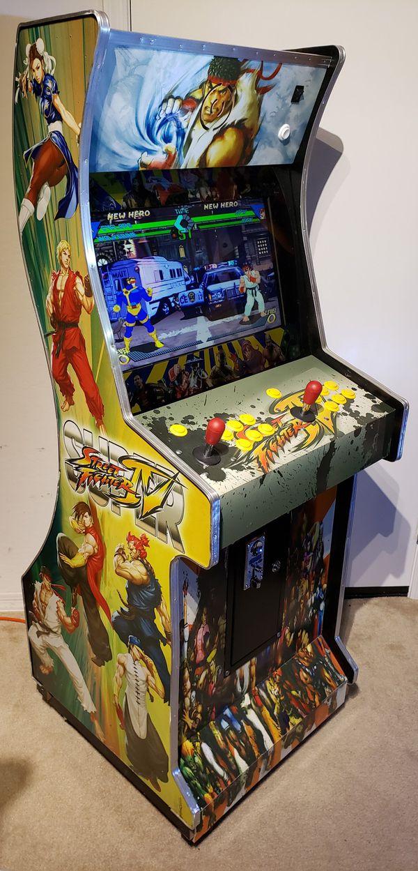 New 1300 Game Multicade Arcade Machine for Sale in Gilbert, AZ - OfferUp