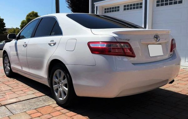 2008 Toyota Camry Xle One Owner