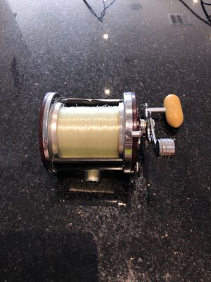 PENN JIGMASTER NO.500. FISHING REEL MADE IN USA for Sale in Los Angeles, CA