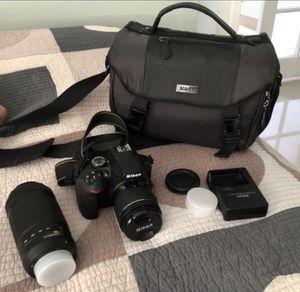Nikon D3400 for Sale in Fayetteville, AR