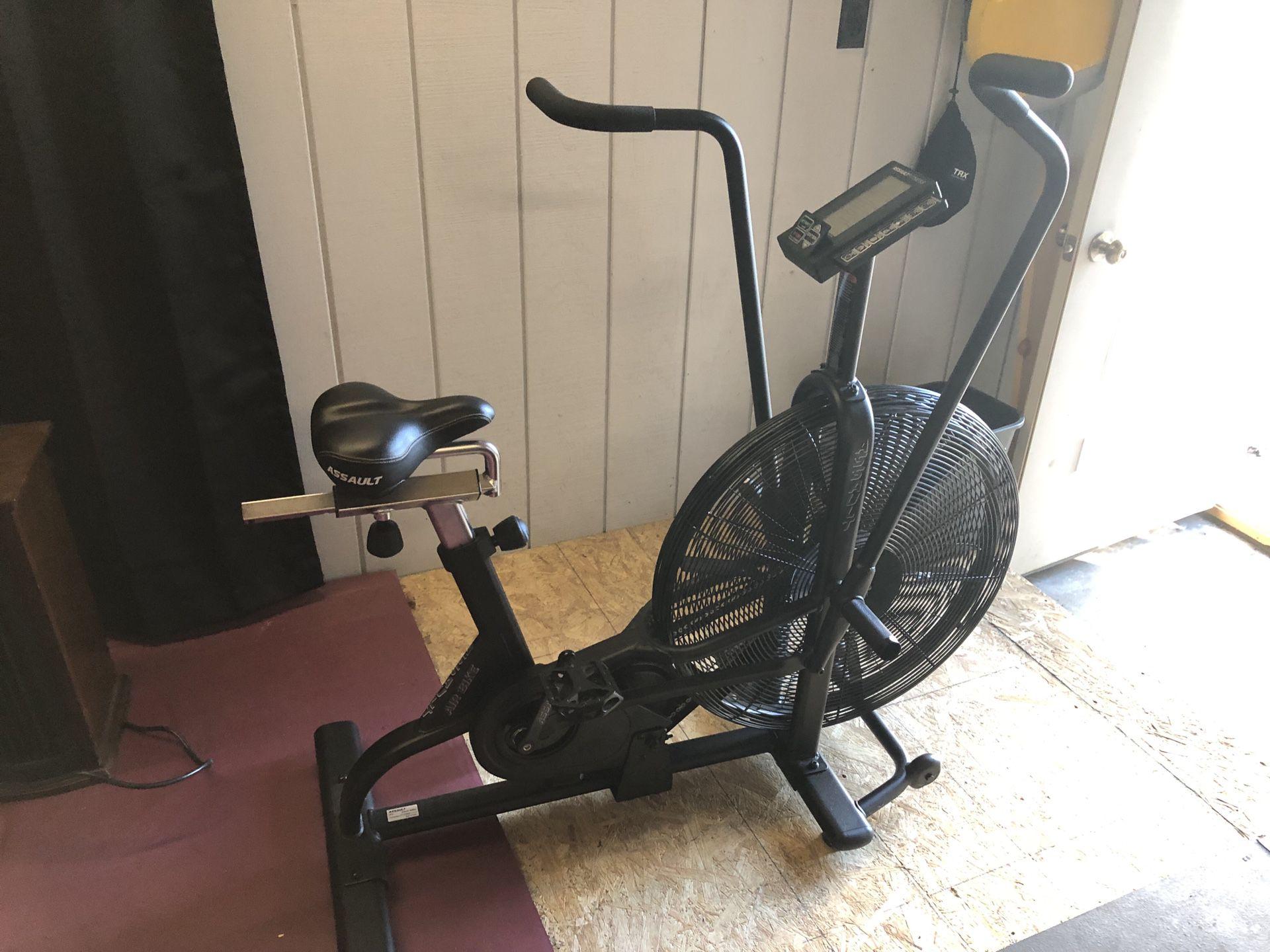Rogue fitness Assault bike