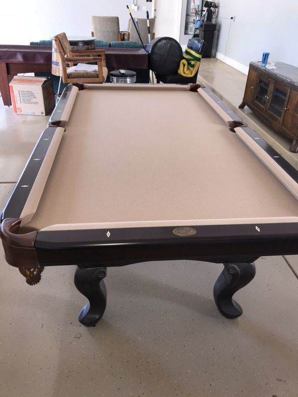 Foot Slate Pool Table DLT For Sale In Queen Creek AZ OfferUp - Dlt pool table