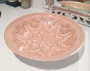 Decorative Pink Bowl for Sale in Washington, DC