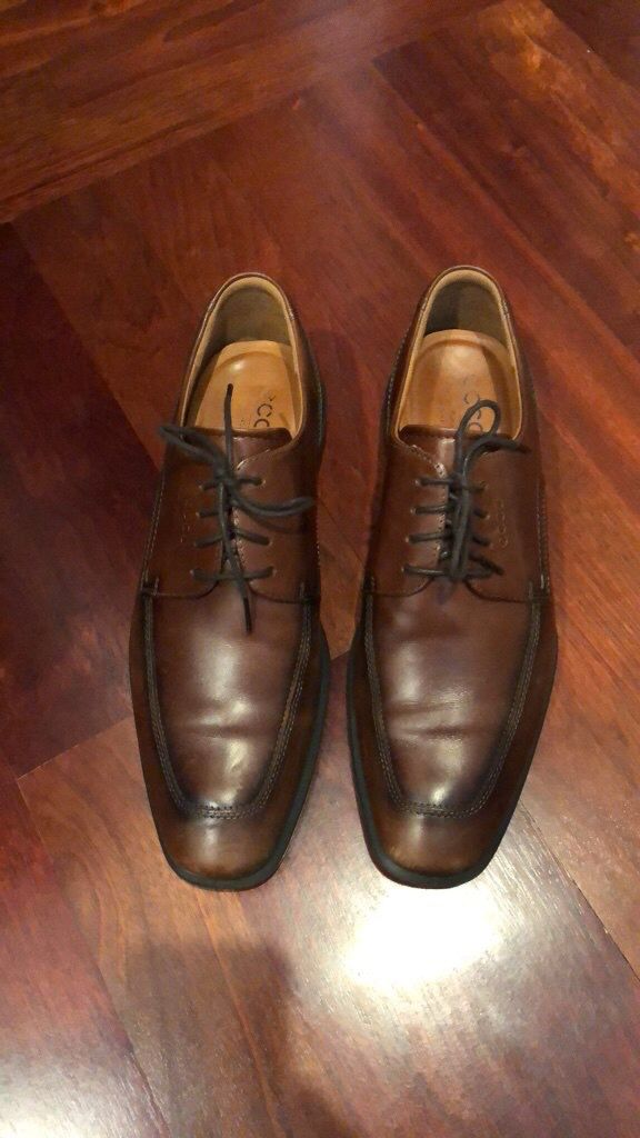 509036a3 Ecco Leather Dress Shoes Size 12 (EU45) for Sale in Palo Alto, CA - OfferUp