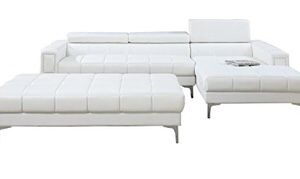 New Modern leather sectional couch for Sale in Los Angeles, CA