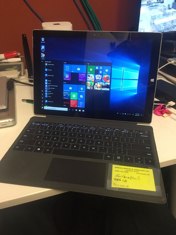 Microsoft Surface Pro 3 for Sale in Denver, CO - OfferUp