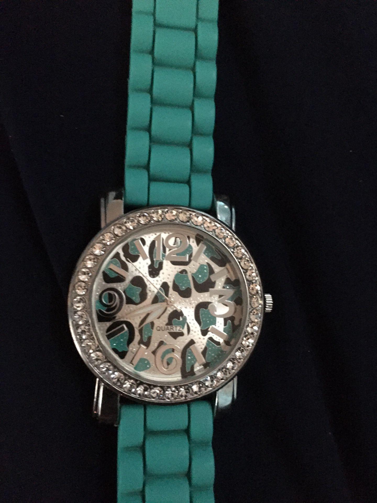 Pretty watch/not running