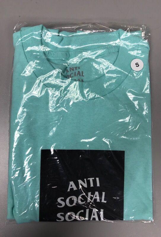 66caf97608f6 ASSC - Anti Social Social Club box logo tee for Sale in Fullerton ...