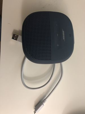 Bose mini Bluetooth speaker for Sale in Herndon, VA