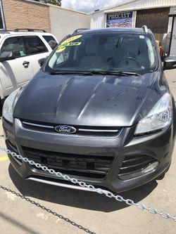 2015 Ford Escape Thumbnail