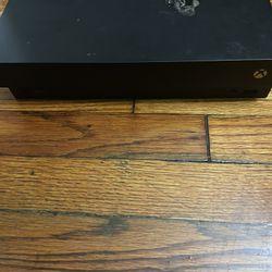 Xbox One X Black Thumbnail