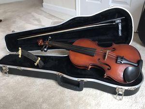 Scherl & Roth R102E4 Violin with Bow and Black Case for Sale in Virginia Beach, VA