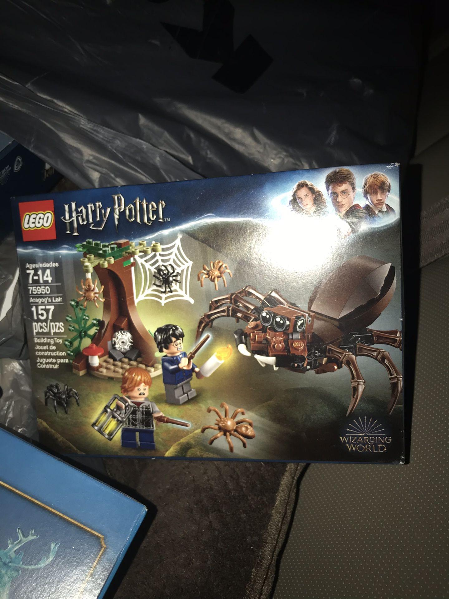 Aragon's Lair Harry Potter Legos