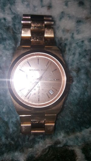 Michael Kors Women's Channing Rose Gold Watch for Sale in Dallas, TX