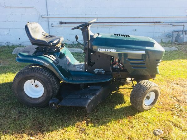 Craftsman Lt1000 Riding Mower >> Craftsman Lt1000 42 Riding Mower Tractor Great Deal For Sale In Itasca Il Offerup