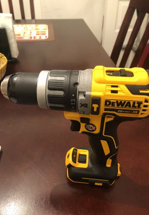 dewalt hammerdrill new for Sale in Reston, VA