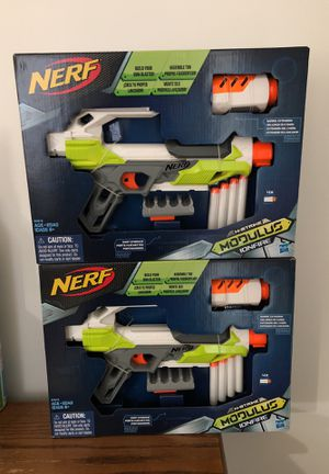 2 nerf guns ion fire for Sale in Alexandria, VA