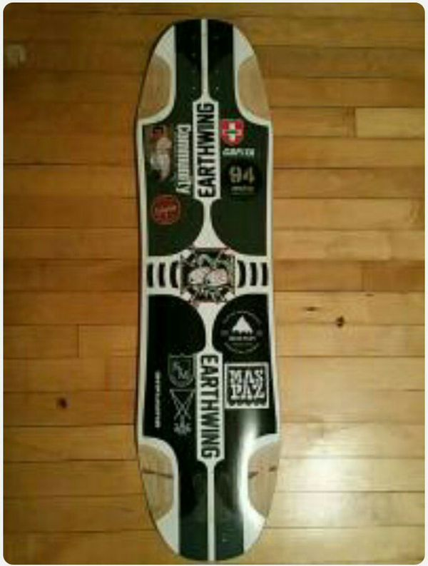 cdff7edcd2 Longboard skateboard deck for Sale in Baltimore