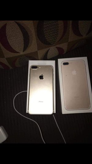 iPhone 7 and iPhone 7 plus at&t and cricket for Sale in Denver, CO