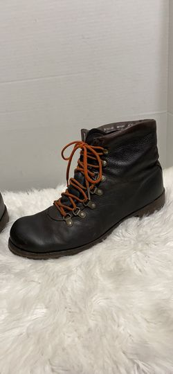 VINTAGE SHOE COMPANY men Boots size 12 USA made Thumbnail