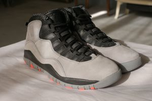 5ffc9e640a20 Like New Jordan 10 s Wolf Grey 11.5 Men s Size for Sale in Pojoaque