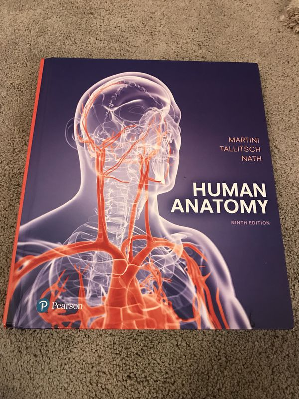 Human Anatomy Martini 9th Edition For Sale In Snohomish Wa Offerup