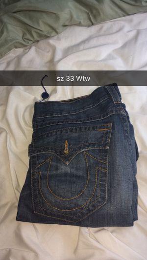 True religion jeans for Sale in Boston, MA