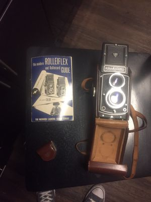 Rollieflex camera for Sale in Phoenix, AZ