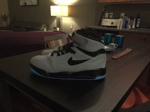 Air Force Nike grey on tortuously for Sale in Shoreline, WA