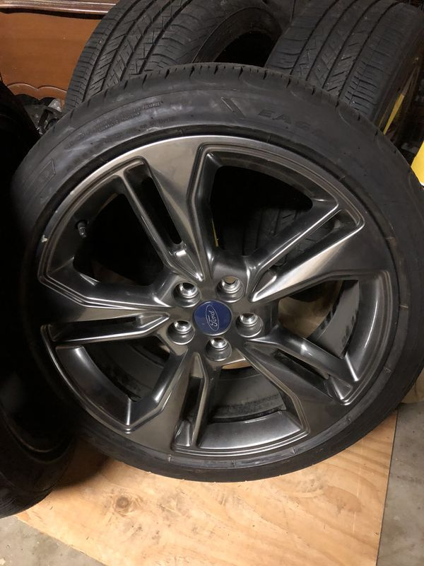 Ford Fusion Rims And Tires