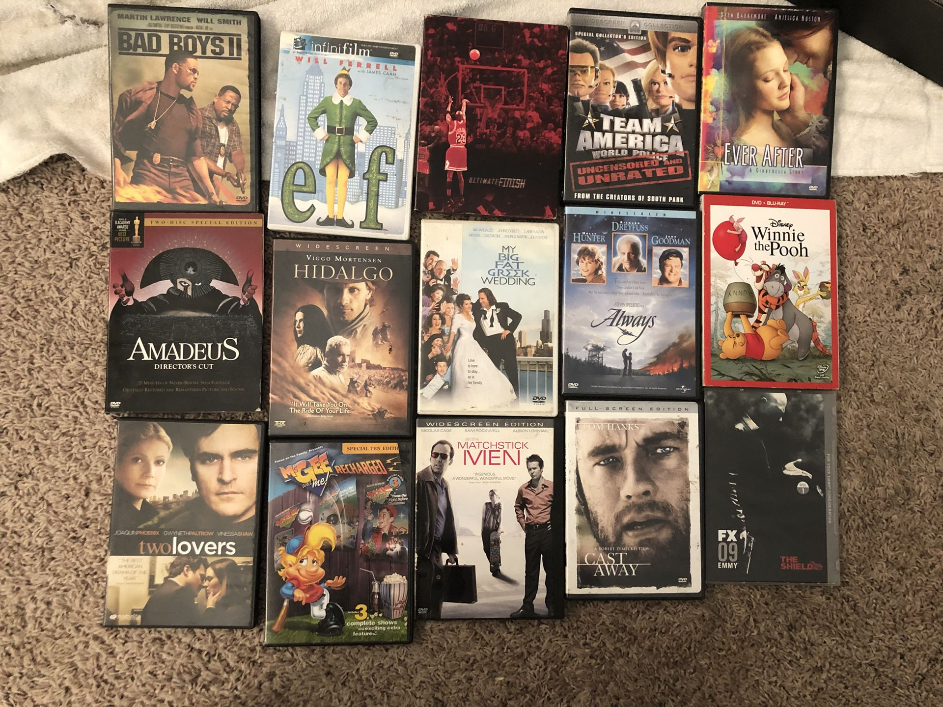 Movies and games