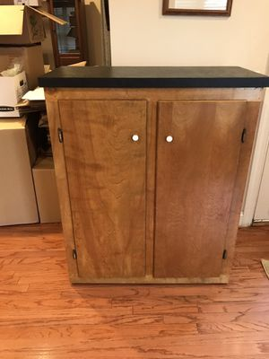 Bar Type Cabinet for Sale in Annandale, VA
