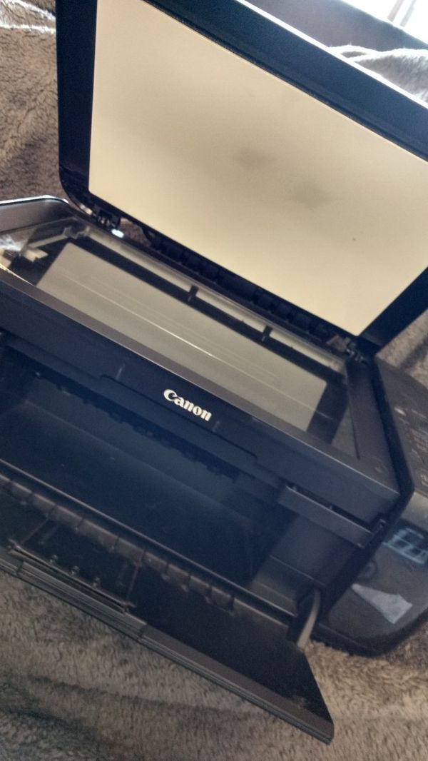 Obo Canon Pixma Mg2525 Photo All In One Inkjet Printer W Scanner And Copier