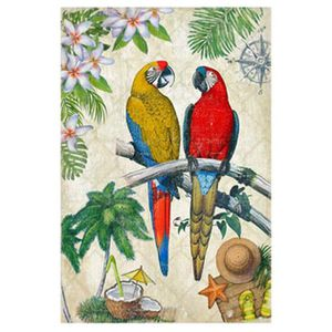 """Brand New! 23 1/2"""" Parrot Canvas Wall Hanging for Sale in Miami, FL"""