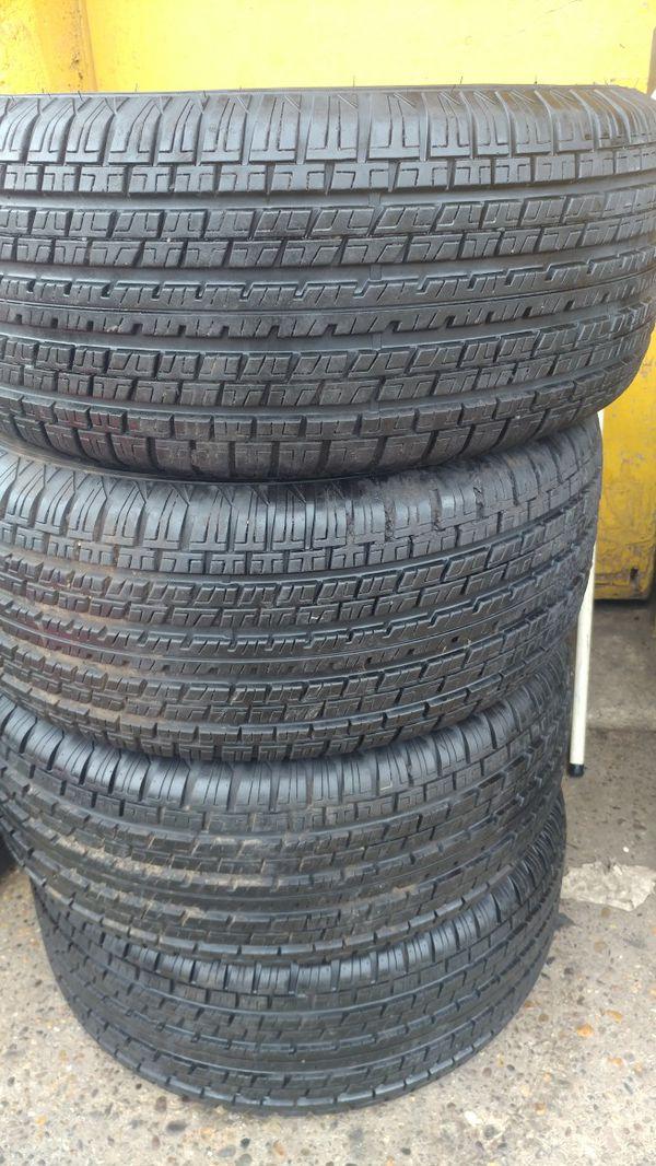 מעולה  4 tires 275 60 15 futura gls for Sale in Philadelphia, PA - OfferUp XU-63