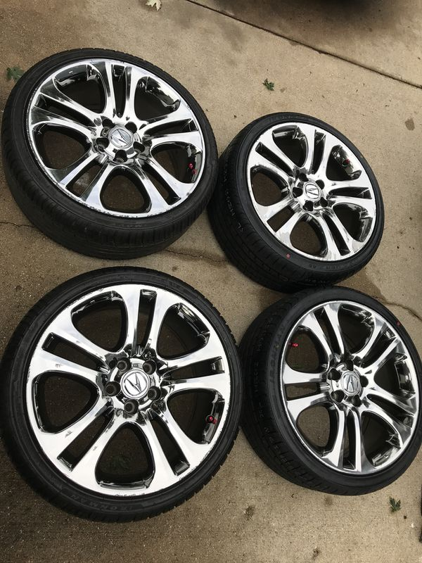 19 Inch Acura Rims And Wheels