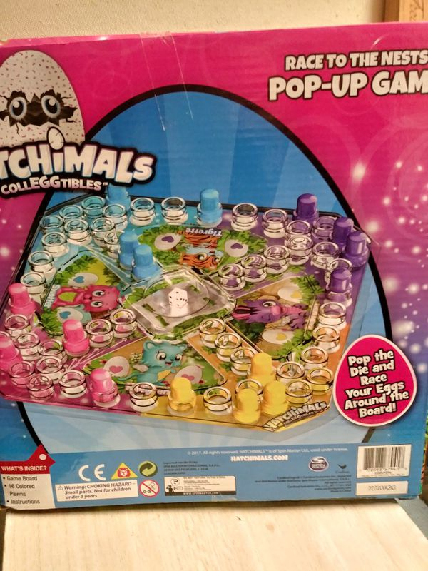 Whatchamls Pop Up Board Game Baby Kids In Humble Tx Offerup