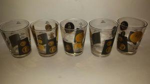 Vintage set Old Fashion Bar Glasses for Sale in Orlando, FL
