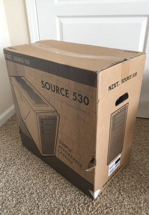 NZXT computer case source 530 for Sale in Orlando, FL