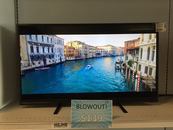 40 Inch Sceptre Hdtv With Built In Dvd Player For Sale In Avon In