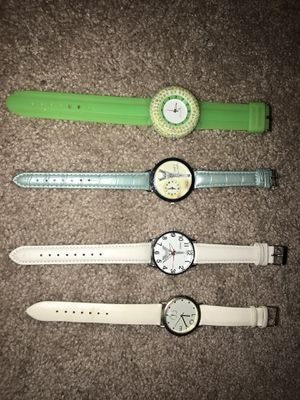 Watches. $5 each. $15 all. for Sale in Durham, NC