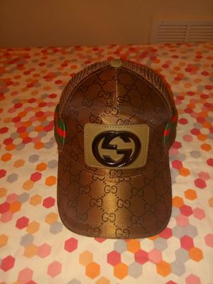 Brown Gucci hat for Sale in Gaithersburg, MD
