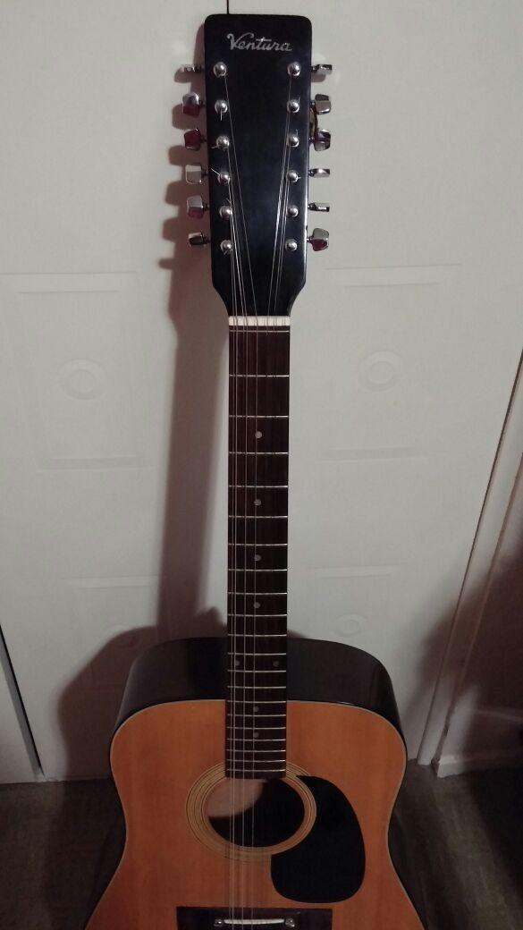 12 String Guitar Ventura V9 For Sale In Mesquite Tx Offerup