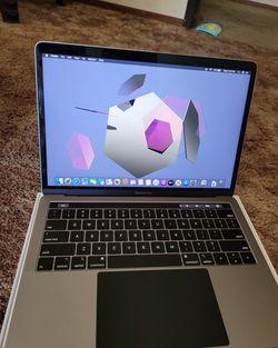 2019 MacBook Pro Premium 2.4 ghz (turbo boost upto 4.1ghz) quad core processor Thumbnail