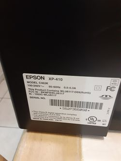 Epson Copy/ Printer Machine With Wifi  Thumbnail