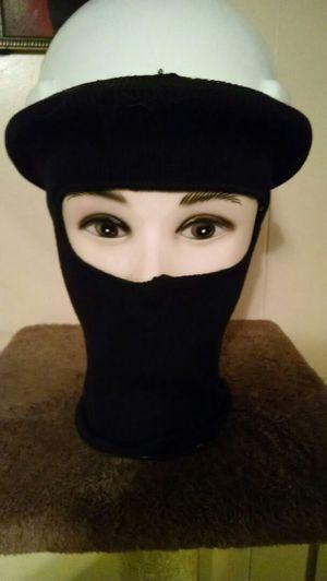 Photo Winter hard hat full face