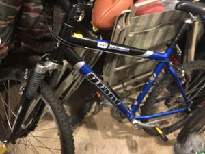 Giant Yukon Se Bike $90 Pickup Only for Sale in Springdale, MD
